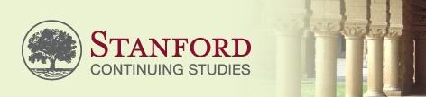 Stanford University Continuing Studies logo