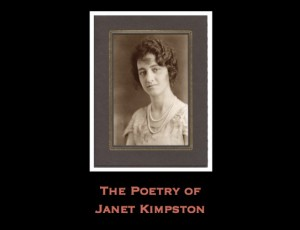 The Poetry of Janet Kimpson