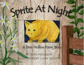 Sprite at Night by Joan Ferguson