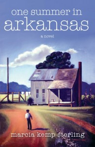 Cover of One Summer in Arkansas, a novel by Marcia Kemp Sterling